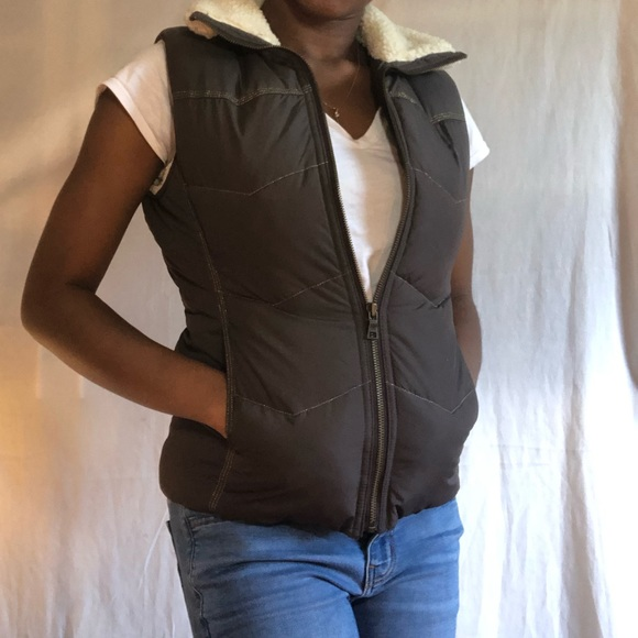 Xhilaration Jackets & Blazers - Brown vest